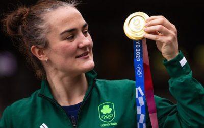 Kellie Harrington, The Nations Golden Girl!
